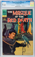 Silver Age (1956-1969):Horror, Movie Classics - Masque of the Red Death #nn File Copy (Dell, 1964)CGC NM+ 9.6 Off-white pages....