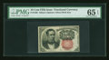 Fractional Currency:Fifth Issue, Fr. 1266 10¢ Fifth Issue PMG Gem Uncirculated 65 EPQ....