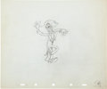 Animation Art:Production Drawing, Mother Goose Goes Hollywood Animation Production DrawingOriginal Art Group (Disney, 1938).... (Total: 5 Items)