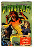 Golden Age (1938-1955):Horror, Witchcraft #1 (Avon, 1952) Condition: GD+....
