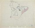 Animation Art:Production Drawing, Make Mine Music Animation Production Drawing Original Art(Disney, 1946)....