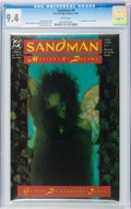 Modern Age (1980-Present):Horror, Sandman #8 (DC, 1989) CGC NM 9.4 White pages....