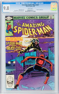 Modern Age (1980-Present):Superhero, The Amazing Spider-Man #227 (Marvel, 1982) CGC NM/MT 9.8 Whitepages....