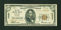 National Bank Notes:Missouri, Steele, MO - $5 1929 Ty. 2 The First NB Ch. # 12452. ...