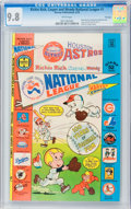 Bronze Age (1970-1979):Cartoon Character, Richie Rich, Casper and Wendy National League #1 File Copy (Harvey,1976) CGC NM/MT 9.8 White pages....