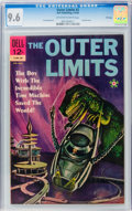 Silver Age (1956-1969):Science Fiction, Outer Limits #2 File Copy (Dell, 1964) CGC NM+ 9.6 Off-white towhite pages....