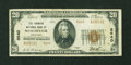 National Bank Notes:Tennessee, Winchester, TN - $20 1929 Ty. 2 The Farmers NB Ch. # 8640. ...