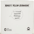 Music Memorabilia:Recordings, Ringo's Yellow Submarine Radio Programs (ABC FM RadioNetwork, 1983). ... (Total: 5 Items)