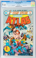 Bronze Age (1970-1979):Superhero, 1st Issue Special #1 Atlas (DC, 1975) CGC NM+ 9.6 White pages....