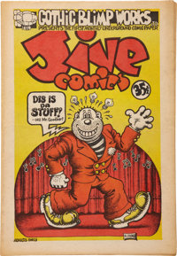 Gothic Blimp Works #1-8 Group (East Village Other, 1969) Condition: Average VF.... (Total: 8 Items)