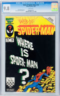 Modern Age (1980-Present):Superhero, Web of Spider-Man #18 and 31 CGC-Graded Group (Marvel, 1986-87) CGCNM/MT 9.8 White pages.... (Total: 2 Comic Books)