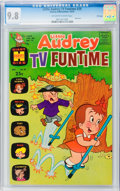 Bronze Age (1970-1979):Cartoon Character, Little Audrey TV Funtime #29 File Copy (Harvey, 1970) CGC NM/MT 9.8Off-white to white pages....