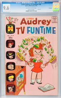 Bronze Age (1970-1979):Cartoon Character, Little Audrey TV Funtime #28 File Copy (Harvey, 1970) CGC NM+ 9.6Off-white to white pages....