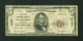 National Bank Notes:Kentucky, Henderson, KY - $5 1929 Ty. 2 The First NB Ch. # 13757. ...