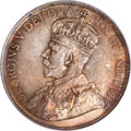 Canada, Canada: George V 50 Cents 1921,...