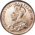 Canada, Canada: George V 10 Cents 1936 Dot,...