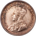 Canada, Canada: George V 5 Cents 1921,...