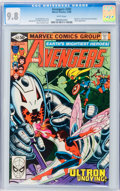 Modern Age (1980-Present):Superhero, The Avengers #202, 203, and 204 CGC-Graded Group (Marvel, 1980-81)CGC NM/MT 9.8.... (Total: 3 Comic Books)