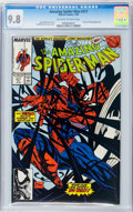 Modern Age (1980-Present):Superhero, The Amazing Spider-Man #317, 318, and 320 CGC-Graded Group (Marvel,1989) CGC NM/MT 9.8.... (Total: 3 Comic Books)
