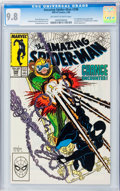 Modern Age (1980-Present):Superhero, The Amazing Spider-Man #298 (Marvel, 1988) CGC NM/MT 9.8 Off-white to white pages....