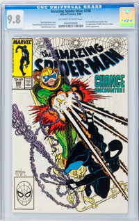 The Amazing Spider-Man #298 (Marvel, 1988) CGC NM/MT 9.8 Off-white to white pages