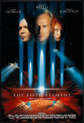 """Movie Posters:Science Fiction, The Fifth Element (Columbia, 1997). One Sheet (27"""" X 40"""") DS. Science Fiction.. ..."""