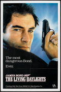 "Movie Posters:James Bond, The Living Daylights (United Artists, 1987). One Sheet (27"" X 41"")Advance. James Bond.. ..."