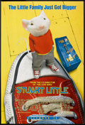 "Movie Posters:Children's, Stuart Little (Columbia, 1999). One Sheet (27"" X 40"") DS Advance.Children's.. ..."