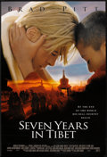 """Movie Posters:Adventure, Seven Years in Tibet (Tri-Star, 1997). One Sheet (27"""" X 40"""") DS.Adventure.. ..."""