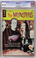Silver Age (1956-1969):Humor, Munsters #1 (Gold Key, 1965) CGC NM- 9.2 Off-white pages....
