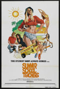 "Movie Posters:Bad Girl, Sexploitation Lot (Various, 1975-1981). One Sheets (5) (27"" X 41"").Sexploitation. ""Jackson County Jail,"" (New World Picture... (Total:5)"