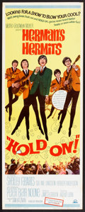 "Movie Posters:Rock and Roll, Hold On! (MGM, 1966). Insert (14"" X 36""). Rock and Roll.. ..."