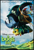 """Movie Posters:Animated, A Bug's Life (Buena Vista, 1998). One Sheet (27"""" X 40"""") DS. Animated.. ..."""