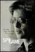 "Movie Posters:Action, Spy Game (Universal, 2001). One Sheet (27"" X 40"") DS Advance. Action.. ..."
