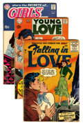 Silver Age (1956-1969):Romance, DC Silver Age Romance Comics Group (DC, 1956-73) Condition: AverageFN.... (Total: 11 Comic Books)