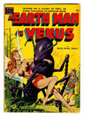 Golden Age (1938-1955):Science Fiction, Earth Man on Venus #nn (Avon, 1951) Condition: GD/VG....