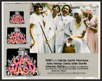"""Car Wash (Universal, 1976). Lobby Card Set of 8 (11"""" X 14""""). Comedy. ... (Total: 8 Items)"""