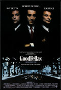 "Movie Posters:Crime, Goodfellas (Warner Brothers, 1990). One Sheet (27"" X 41""). Crime....."