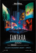 """Movie Posters:Animated, Fantasia 2000 (Buena Vista, 1999). One Sheet (27"""" X 40"""") DS Advance. Animated.. ..."""