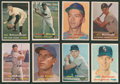 Baseball Cards:Lots, 1957 Topps Baseball Group of (82 Different)....