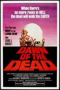"Movie Posters:Horror, Dawn of the Dead (United Film Distribution, 1978). One Sheet (27"" X 41""). Horror.. ..."