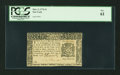 Colonial Notes:New York, New York March 5, 1776 $1 PCGS New 61....
