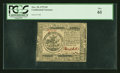 Colonial Notes:Continental Congress Issues, Continental Currency November 29, 1775 $5 PCGS New 61....