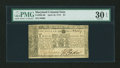 Colonial Notes:Maryland, Maryland April 10, 1774 $1 PMG Very Fine 30 EPQ....