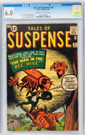 Silver Age (1956-1969):Adventure, Tales of Suspense #32 (Marvel, 1962) CGC FN 6.0 Cream to off-white pages....
