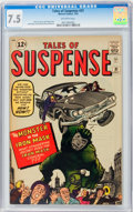 Silver Age (1956-1969):Adventure, Tales of Suspense #31 (Marvel, 1962) CGC VF- 7.5 Off-white pages....