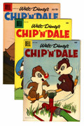 Silver Age (1956-1969):Cartoon Character, Chip 'n' Dale #7-30 File Copy Group (Dell, 1956-62) Condition: Average VF+.... (Total: 24 Comic Books)