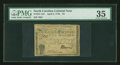 Colonial Notes:North Carolina, North Carolina April 2, 1776 $4 PMG Choice Very Fine 35....