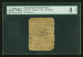 Colonial Notes:Pennsylvania, Pennsylvania October 1, 1755 10s PMG Good 4 Net....
