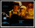 "Movie Posters:Science Fiction, E.T. The Extra-Terrestrial (Universal, 1982). Lobby Card Set of 8(11"" X 14""). Science Fiction.. ... (Total: 8 Items)"